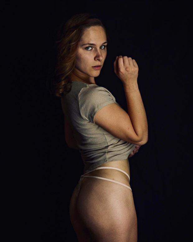 alternative model portrait photo by photographer drup studios