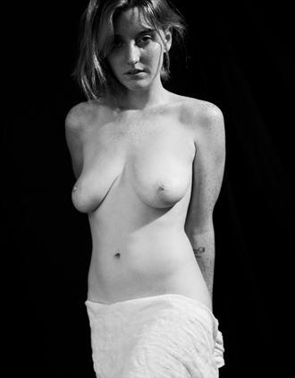 alyssa d milo artistic nude photo by photographer fred scholpp photo