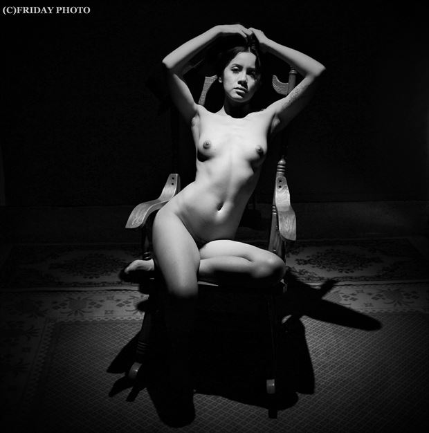 am montoya artistic nude photo by photographer rob friday