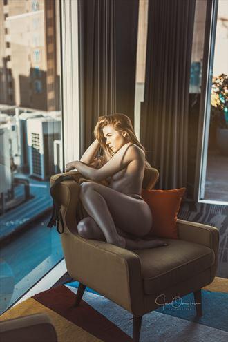 ama artistic nude photo by photographer jon ovington