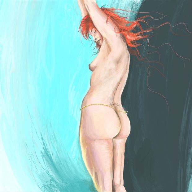 amanda 7 thanks again theartache stay healthy and safe everyone artistic nude artwork by artist nick kozis
