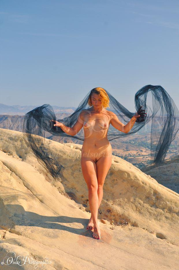amanda in malibu artistic nude photo by photographer omar photographico