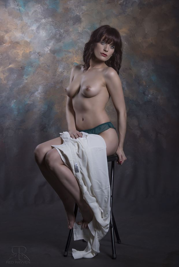 amber artistic nude photo by photographer red rayven