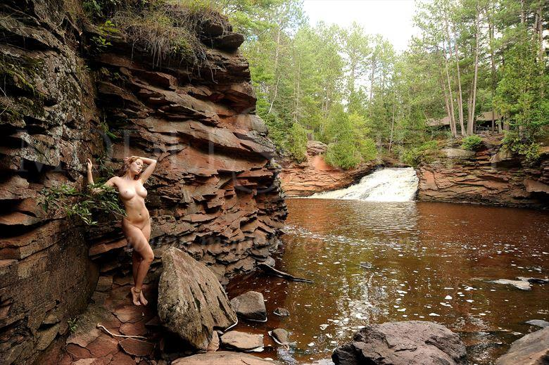 amnicon state park wi artistic nude photo by photographer ray valentine