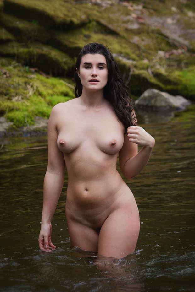 among my swan artistic nude photo by photographer nostromo images