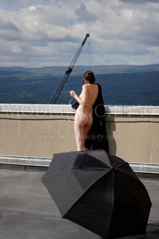 an unfathomable affair artistic nude photo by photographer michael grace martin