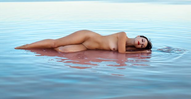 anastasia in salinary sicily artistic nude photo by photographer josesfandres
