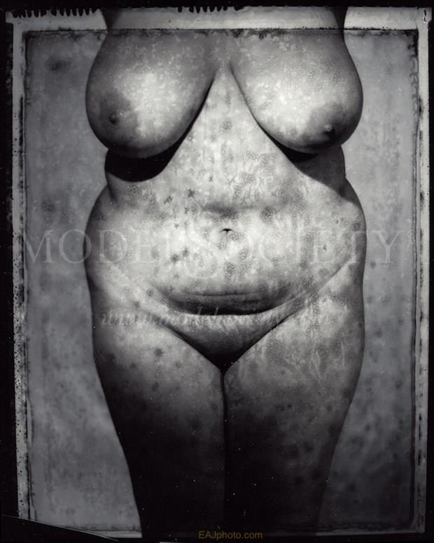 ancient Godess Artistic Nude Artwork by Photographer EAJ photo