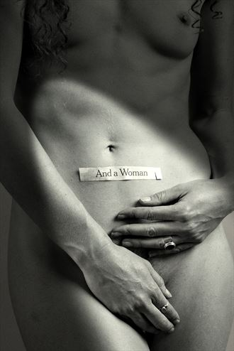 and a woman artistic nude photo by photographer thomas photo works
