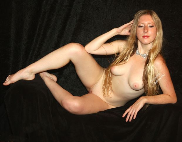 andrea artistic nude photo by photographer alan james