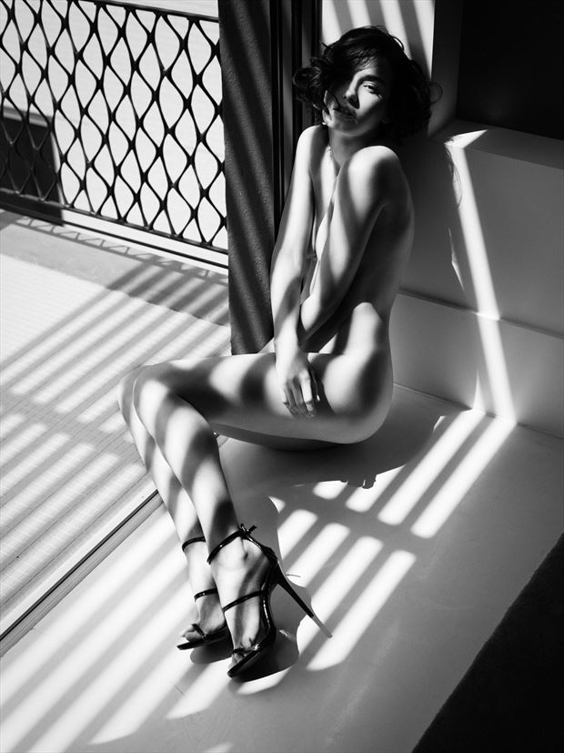 andrea i artistic nude artwork by photographer andre schneider
