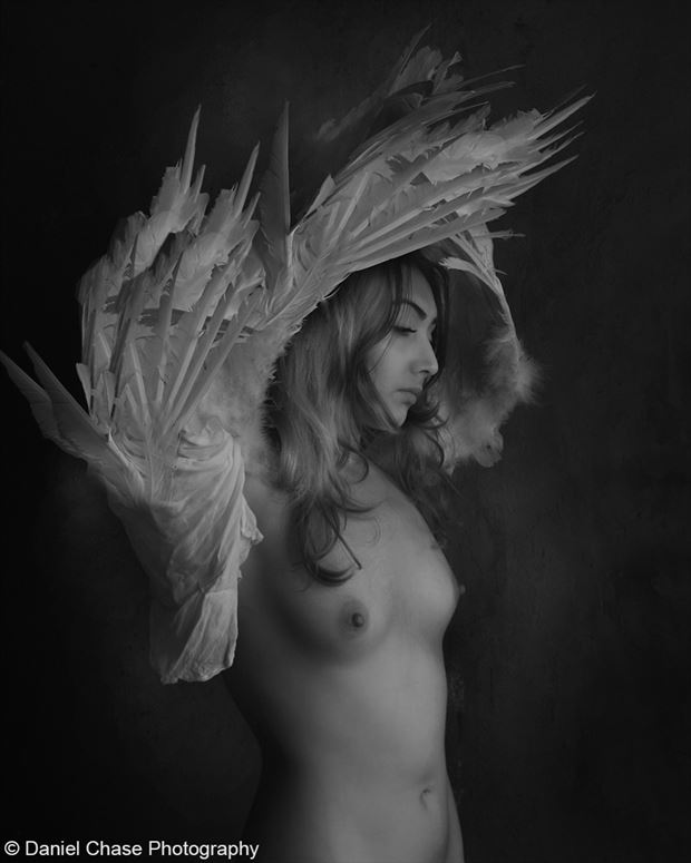 angel artistic nude photo by artist dcphoto