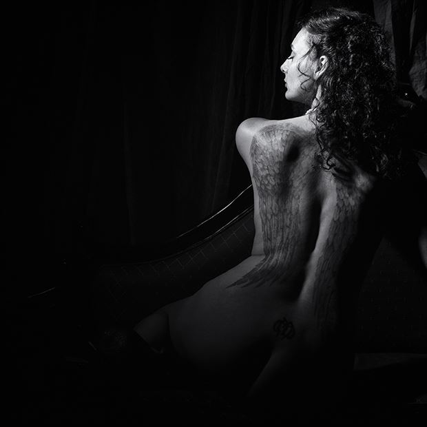 angel unvieled 2 artistic nude photo by photographer josjoosten