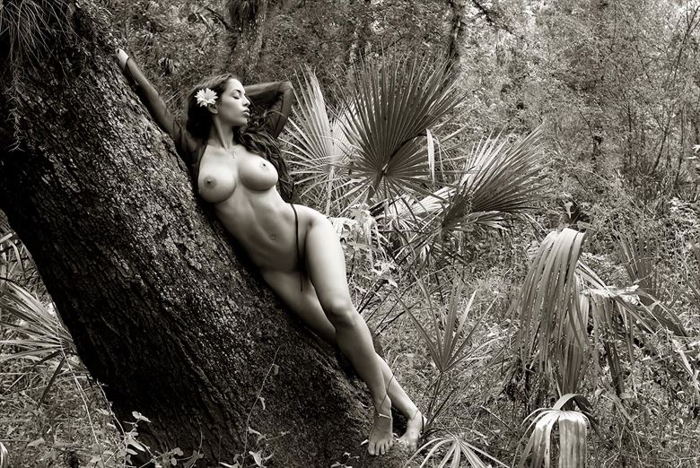 angelica artistic nude photo by photographer rick gordon