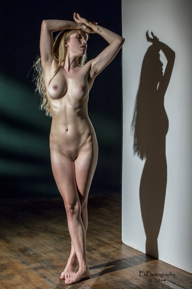 angsty shadow Artistic Nude Photo by Photographer FiiP