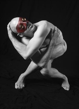 anguish artistic nude photo by photographer ebutterfieldphotog