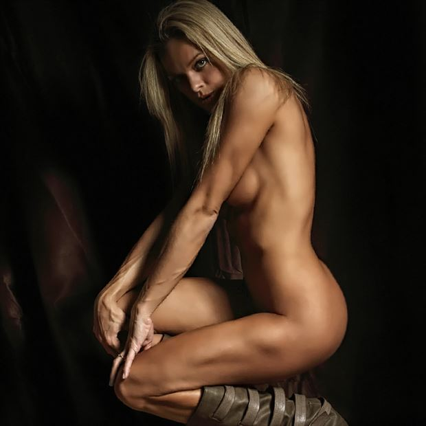 anna artistic nude photo by photographer teh fit look