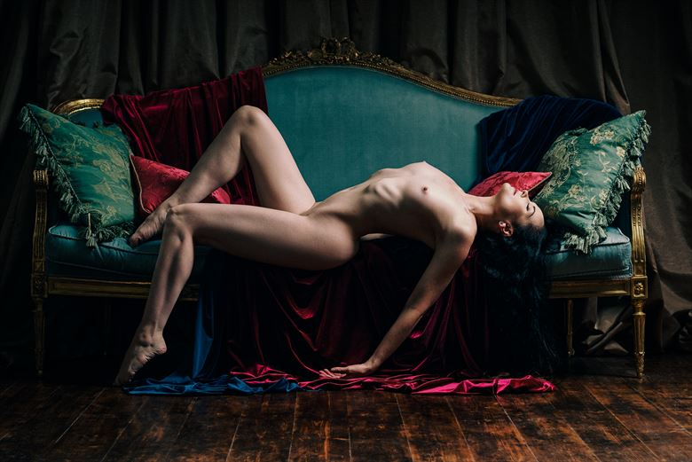 anne artistic nude photo by photographer ray fritz