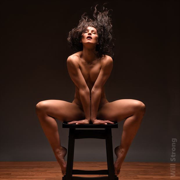 anne in delight artistic nude photo by photographer yb2normal
