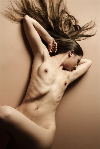 another order of ribs artistic nude photo by photographer rick jolson