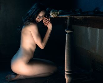 anoush artistic nude photo by photographer ray fritz