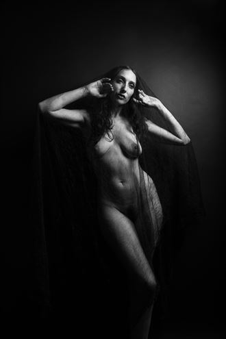 anoush artistic nude photo by photographer terry eaton