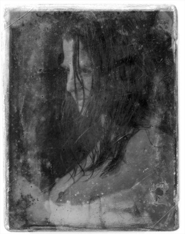 antique artistic nude photo by photographer avant garde_art