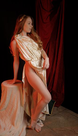 aphrodite cosplay photo by photographer fred scholpp photo