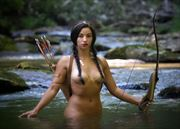 appalacian amazonian artistic nude photo by photographer nostromo images