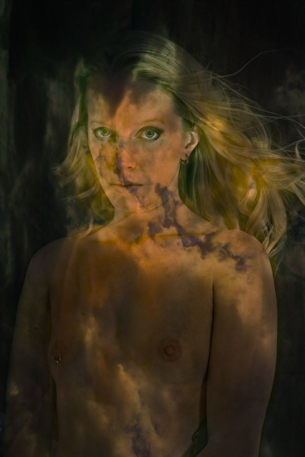 apparition artistic nude photo by photographer kean creative