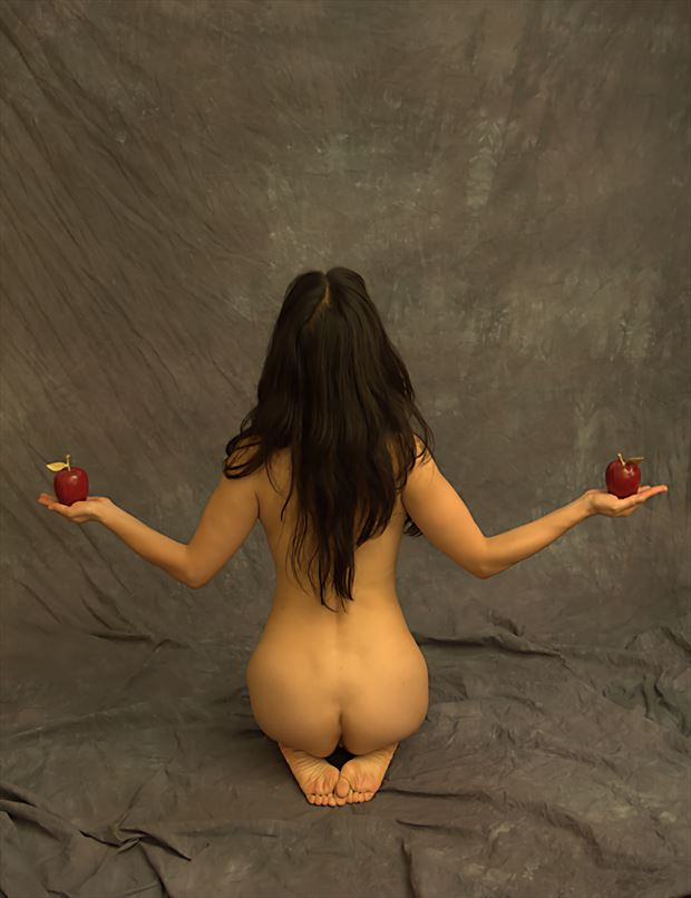 apples artistic nude photo by photographer pblieden