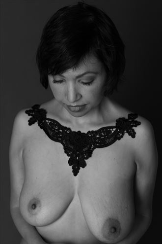 applique artistic nude photo by photographer ab union