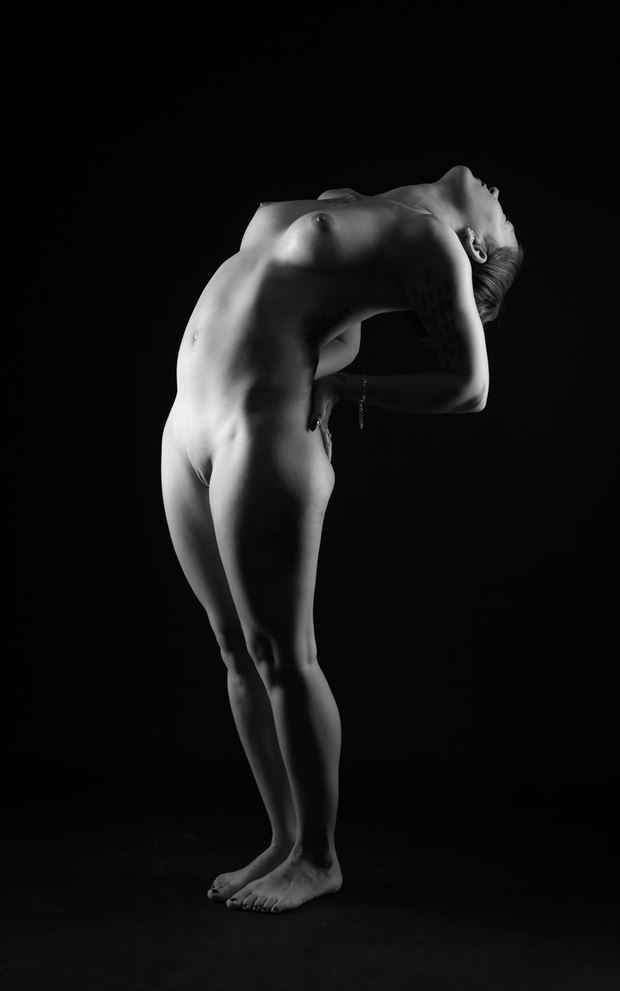 arch Artistic Nude Photo by Photographer Allan Taylor