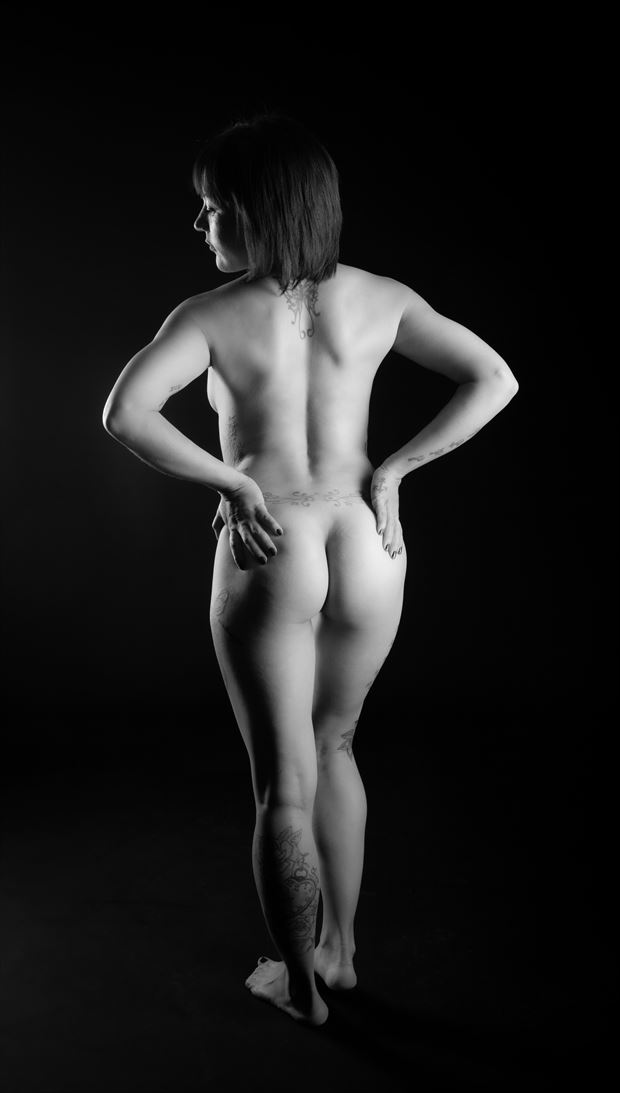 arms artistic nude photo by photographer allan taylor