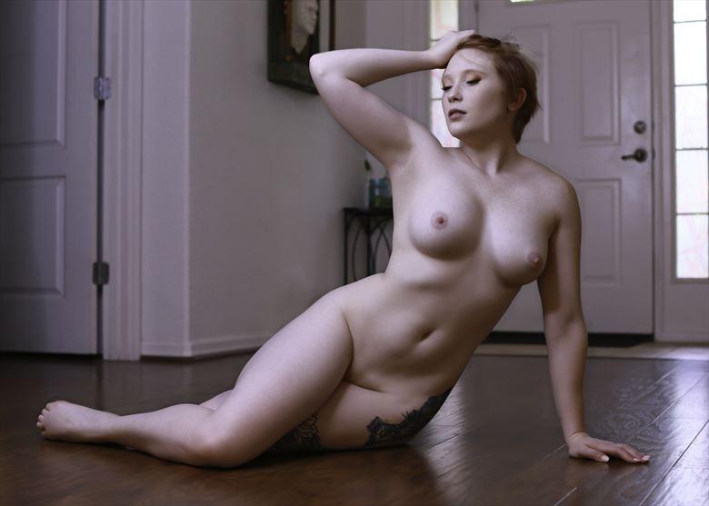 art model tigger artistic nude photo by photographer chris gursky