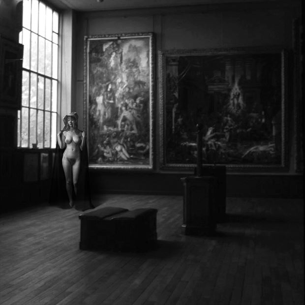 art museum sensual photo by artist jean jacques andre
