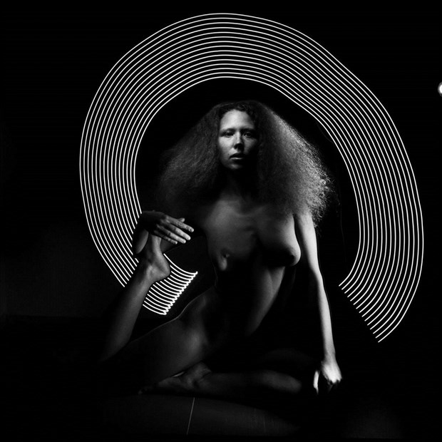 art nuveau Artistic Nude Photo by Photographer Jan_Mlcoch