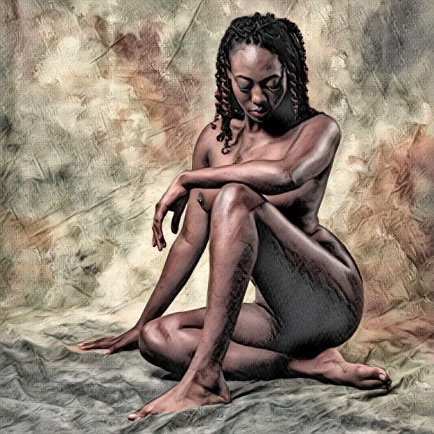artistic beauty circa 2019 edited 2021 artistic nude photo by photographer fotofit