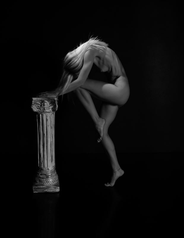 artistic form ii artistic nude artwork by photographer miller box photo