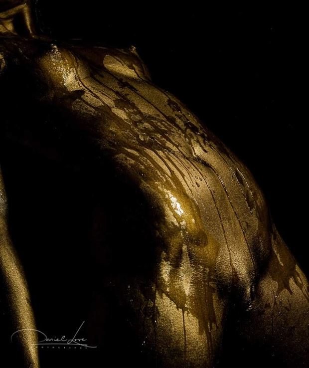 artistic nude abstract photo by model hestia