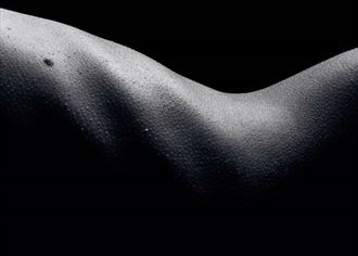 artistic nude abstract photo by model j k model