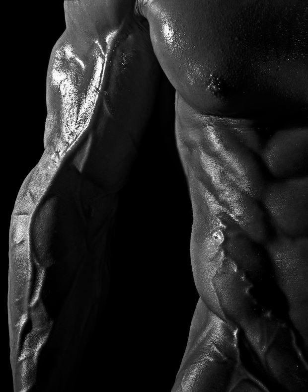 artistic nude abstract photo by photographer aj kahn