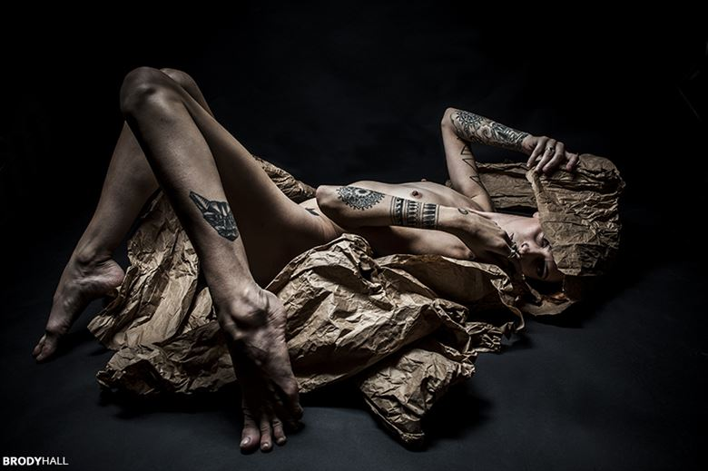 artistic nude abstract photo by photographer brody hall