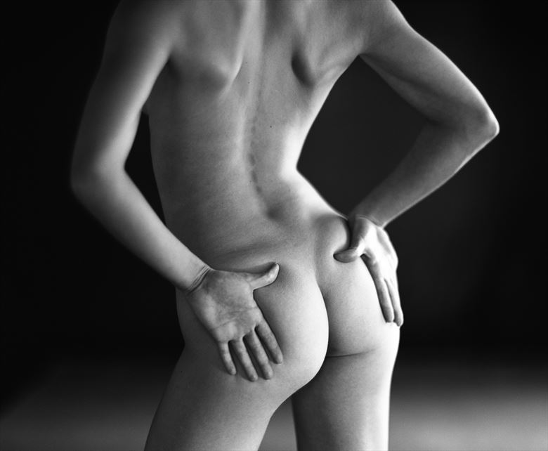 artistic nude abstract photo by photographer dwayne martin