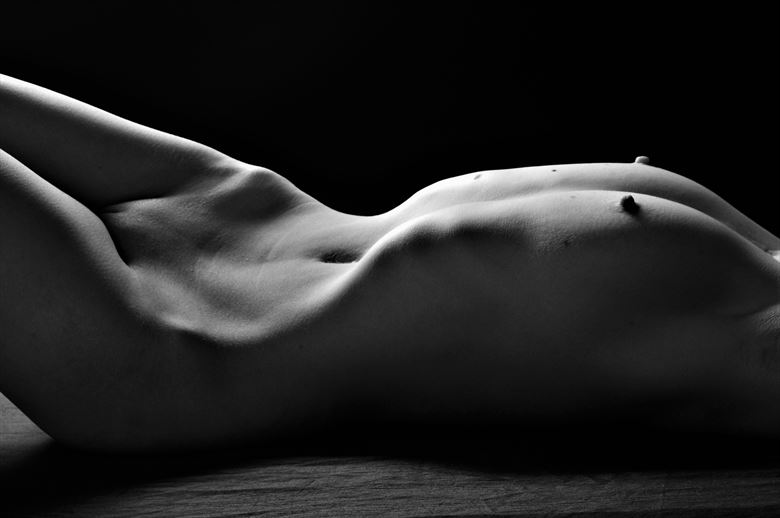 artistic nude abstract photo by photographer kayakdude