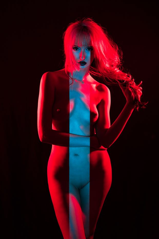 artistic nude abstract photo by photographer pfsf