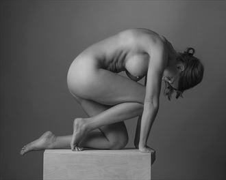 artistic nude alternative model artwork by model callmemadeleine
