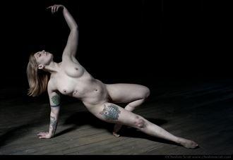 artistic nude alternative model photo by photographer cheshire scott