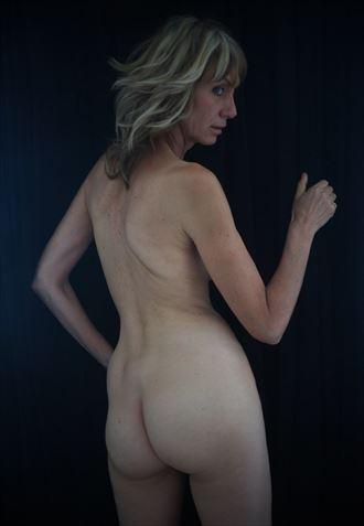 artistic nude alternative model photo by photographer dvan