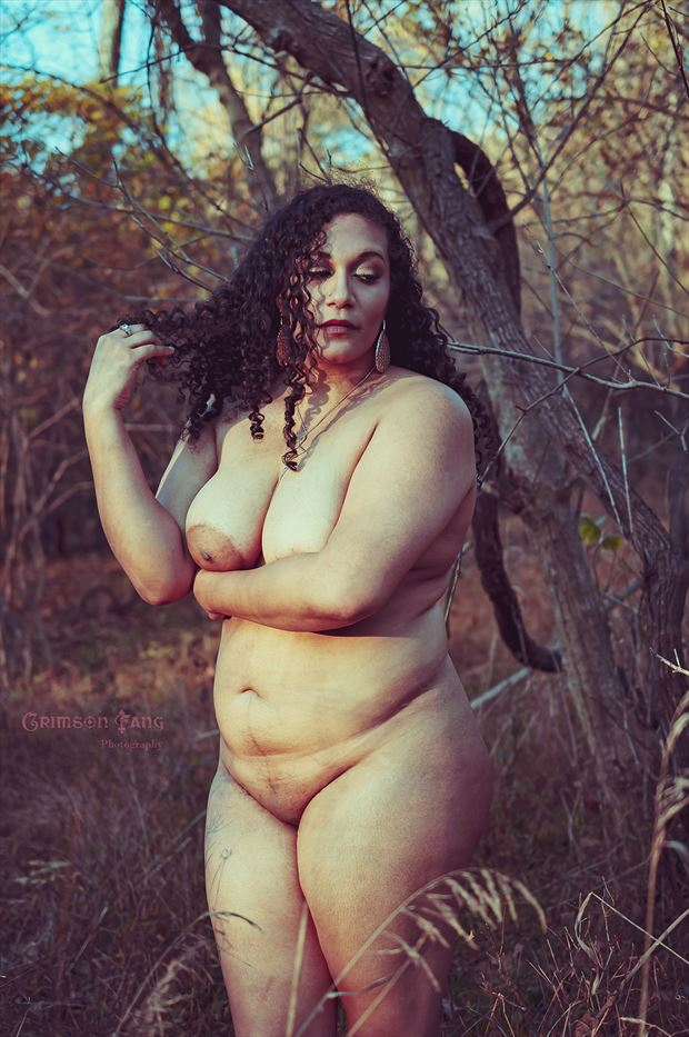 artistic nude alternative model photo by photographer fayev